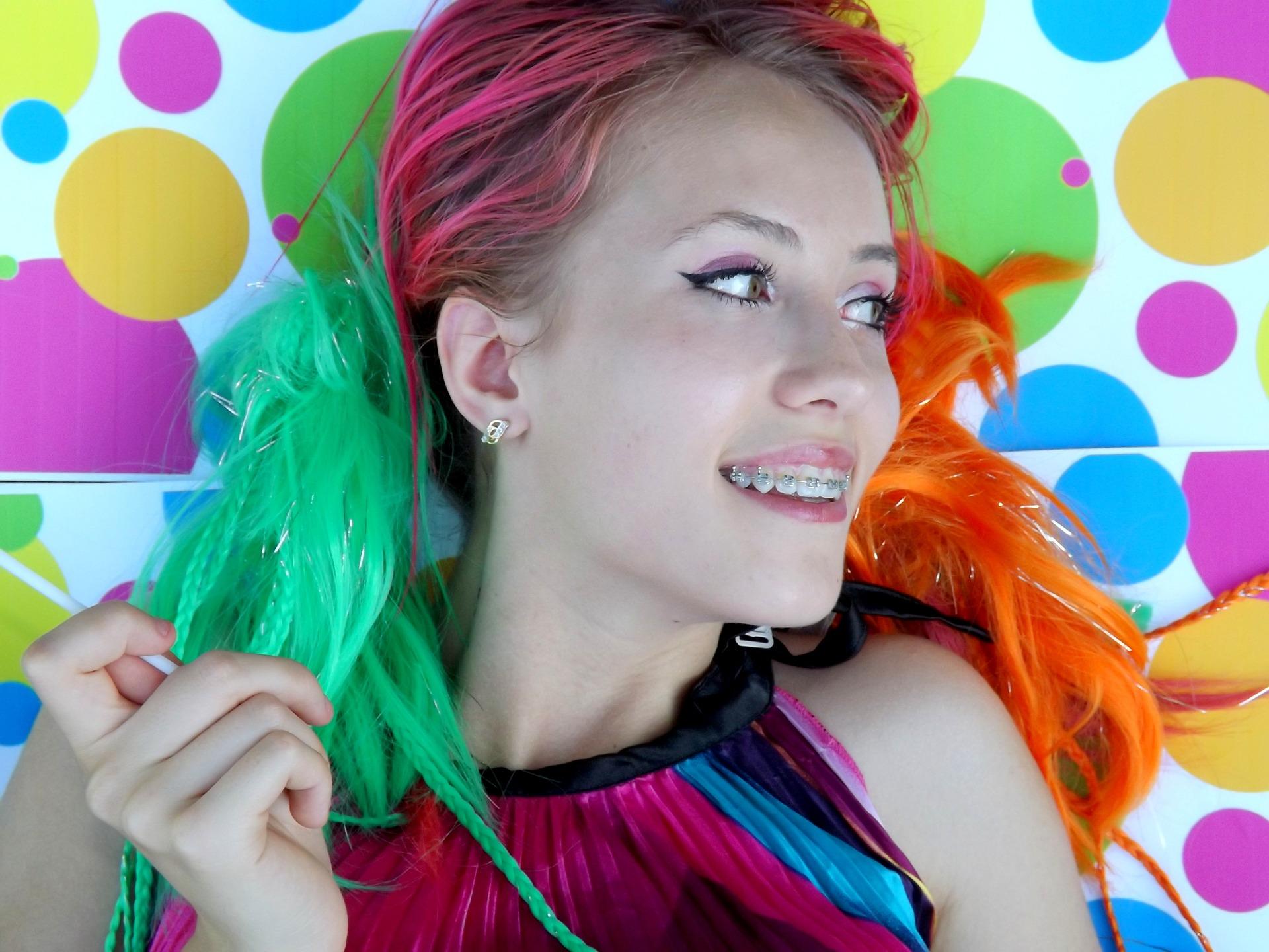odcienie farb do włosów