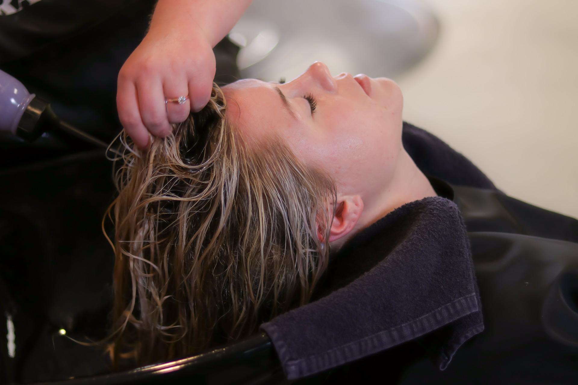 odżywka do włosów z keratyną