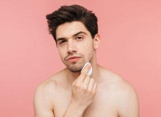 Oczyszczanie twarzy – porady dla faceta