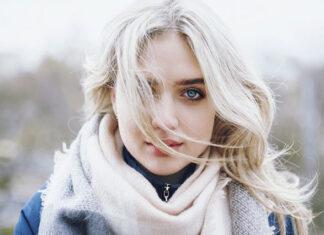Odżywianie włosów zimą