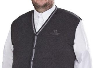 Swetry męskie rozpinane