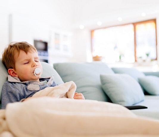 Metoda na przeziębienie u niemowlaka