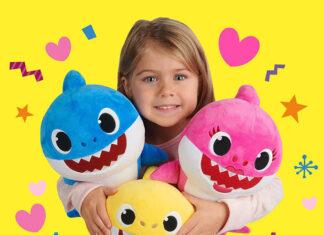 Baby Shark maskotka