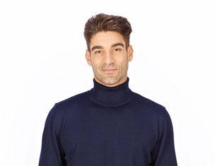 swetry męskie