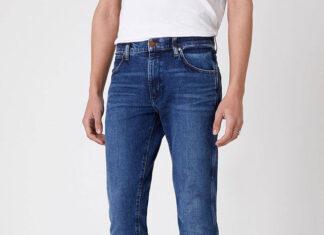 spodnie Wrangler męskie
