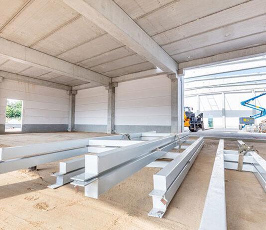 Renomowany producent konstrukcji stalowych